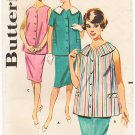 Vintage Pattern Butterick 9774 Maternity Top, Blouse and Skirt 50s Size 16 B36