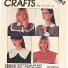 Pattern McCall&#39;s 3463 Country Collars and Cuffs Marti Michell 90s OneSize UNCUT