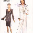 Pattern Vogue 8917 Jacket, Skirt and Pants 90s Size 12-16 B34-38 UNCUT