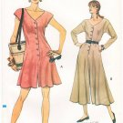 Pattern Vogue 8038 Jumpsuit 90s Size 6-10 B30.5-32.5 UNCUT