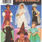 Pattern Simplicity 5887 Girl' Costumes Size 3-8 B22-27 UNCUT