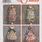 Pattern Simplicity 7548 Faith Van Zanten Plastic Bag Holder 90s UNCUT