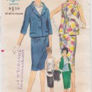 Vintage Pattern Vogue 4249 Skirt - Blouse and Jacket 60s Size 14 B34