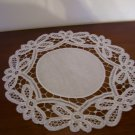 Happy Doily Freestanding Lace Machine embroidery