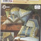 Pattern Simplicity 8787 Home Decor Pillow - Cushion 90s OneSize UNCUT