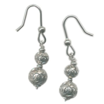 Sterling Silver Dangles (Style-1)