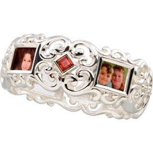 "Lady's ""Braglet"" Bracelet in Sterling Silver (Style-1)"