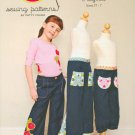 Patty Young's Modkid Boutique Sophie 3-way pants Pattern