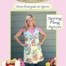 The Apron Lady Spring Fling Apron Pattern