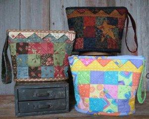 This & That Prairie Pouch Pattern