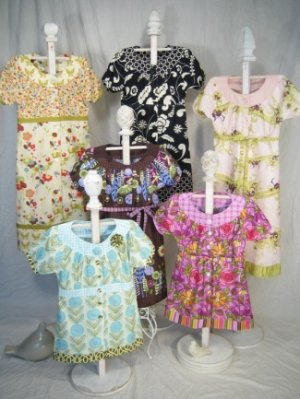 Serendipity Studio The Olivia Dress Pattern