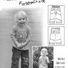Farbenmix Mika Pants Pattern