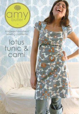 Midwest Modern Amy Butler Sweet Harmony Handbag & Tote Pattern