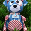 Melly & Me Fido Pattern