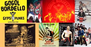 8GOGOL BORDELLO GyPSy PuNK Fridge MAGNETS