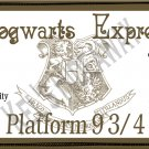 Custom WIZARD Train Ticket Party INVITATIONS Uprint
