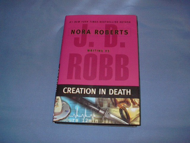 Creation In Death by J.D.Robb bce