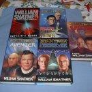 STAR TREK  5 Bks by William Shatner