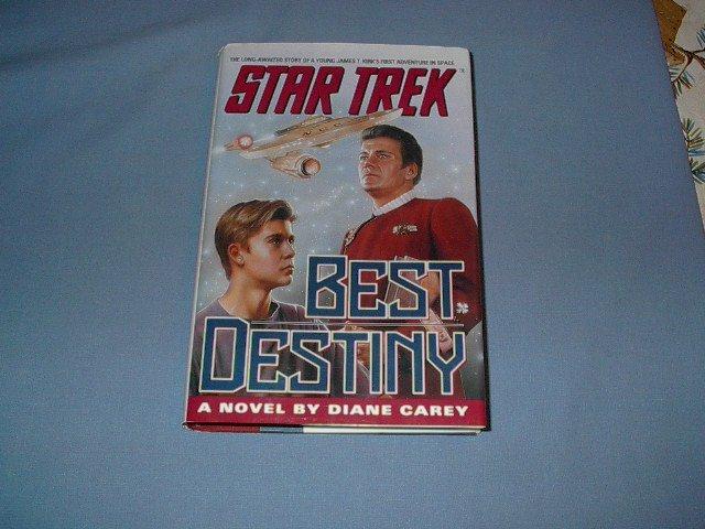 Star Trek  Best Destiny by Diane Carey