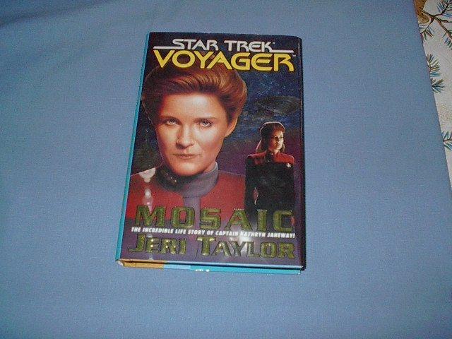 Star Trek Voyager Mosaic by Jeri Taylor