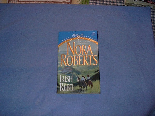 Irish Rebel by Nora Roberts #1328