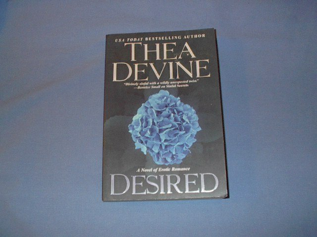 Desired by Thea Devine  (Erotic)