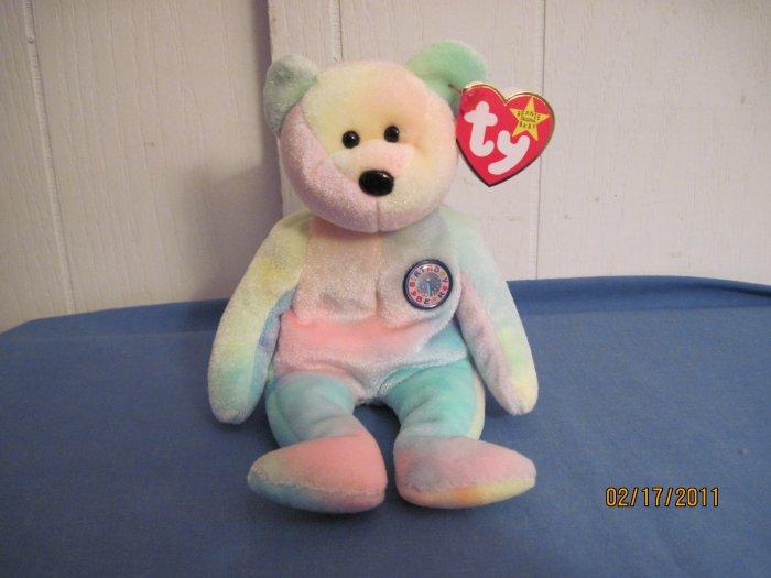 Beanie Baby Original B.B. Bear