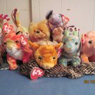 Beanie babies Zodiac collection