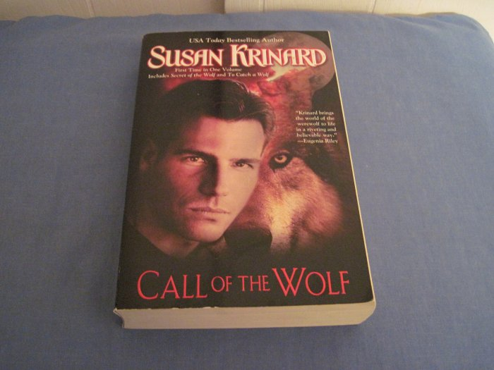 Call of the Wolf by Susan Krinard