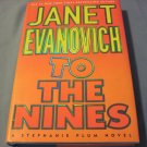 To The Nines by Janet Evanovich Large Print hdcvr