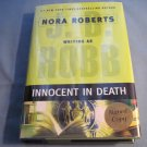 Innocent in Death by J.D.Robb signed1st edtion hdcvr