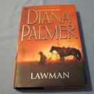 Lawman by Diana Palmer hdcvr
