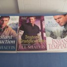 Instant Attraction, Gratification, Temptation by Jill Shalvis 3bks