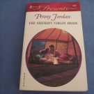 The Sheikh's Virgin Bride by Penny Jordan #2325