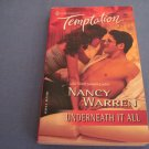 Underneath It All by Nancy Warren #987 Aug04