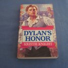 Dyan's Honor by Kristie Knight  (harlequin #210 2/94)