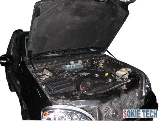 01~05 Mercedes Benz ML500 (USA) Gas Hood Shock Damper k8