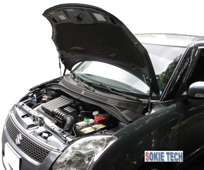 05 06 07 08 Suzuki Swift Gas Hood Shock Damper kit k5