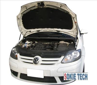 05~09 VW Golf 5+ (five plus) Gas Shock Hood Damper j8