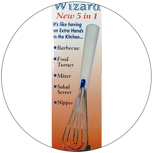 Euro Wizard - 5 in One Kitchen Tool Utensil
