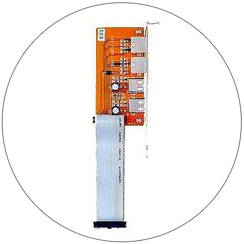 USB Infrared PS/2 ATX Form Card