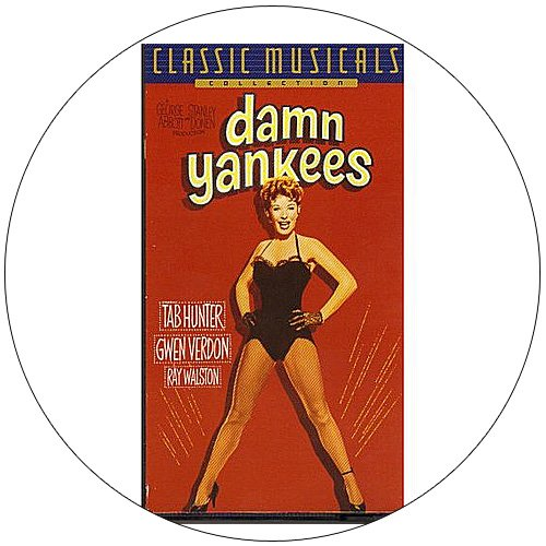 Damn Yankees (1958) (VHS - Preowned - Like New)