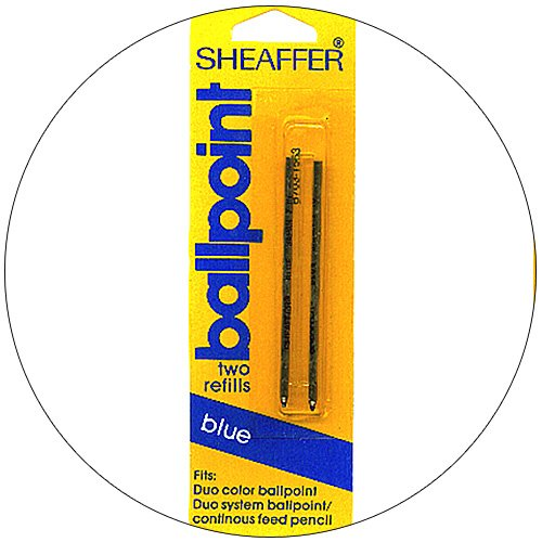 Sheaffer Ballpoint Pen Refill - Fine Blue