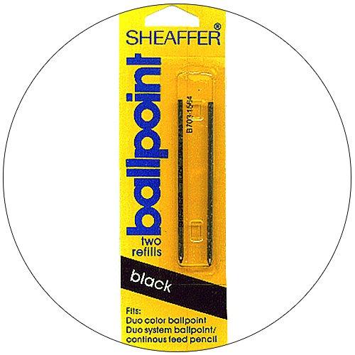 Sheaffer Ballpoint Pen Refill - Fine Black