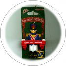 """Baby's First Christmas"" Toy Soldier Tree Ornament"