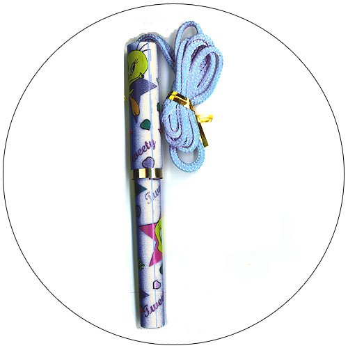 Looney Tunes Tweety Bird Neck Pen - White