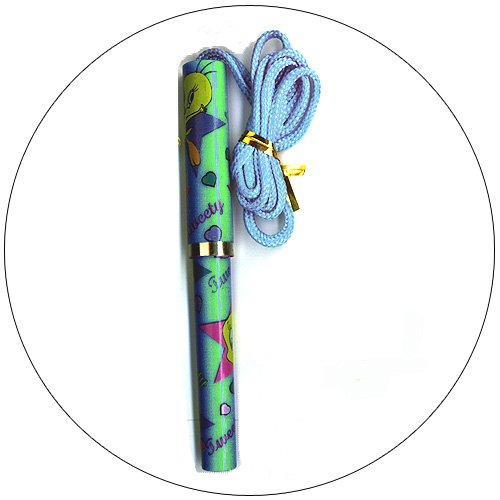 Looney Tunes Tweety Bird Neck Pen - Lime Green