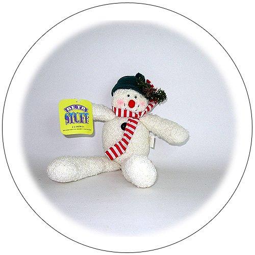 Snow Doll Boy - SnowFolks - No. C8079 - J.J. Betr