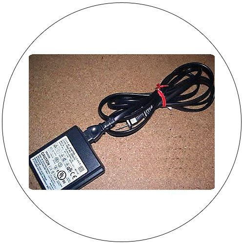 Original Lexmark AC Power Supply Adapter No. ADP-15NHA (Refurbished)