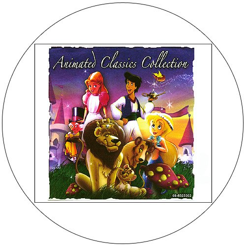 Animated Classics Collection (Movie DVD) - 950 Minutes Total Running Time - 2002 / 2003